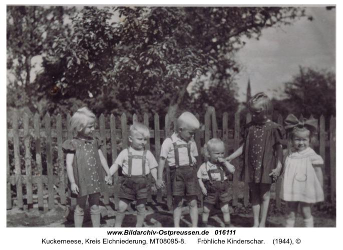 Kuckerneese, Fröhliche Kinderschar