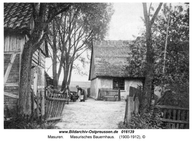 Masuren, Masurisches Bauernhaus