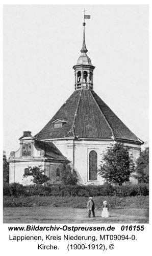 Rauterskirch fr. Lappienen, Kirche