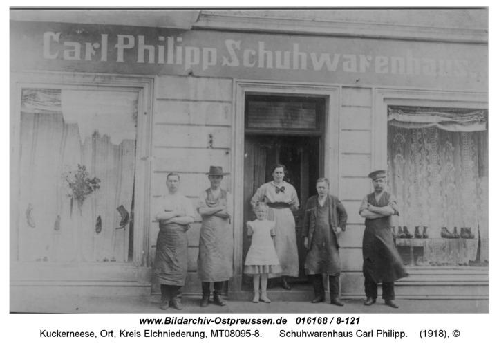 Kuckerneese, Schuhwarenhaus Carl Philipp