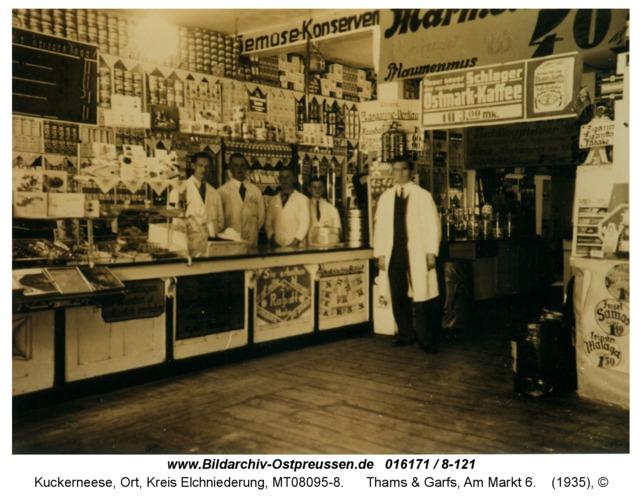 Kuckerneese, Thams & Garfs, Am Markt 6