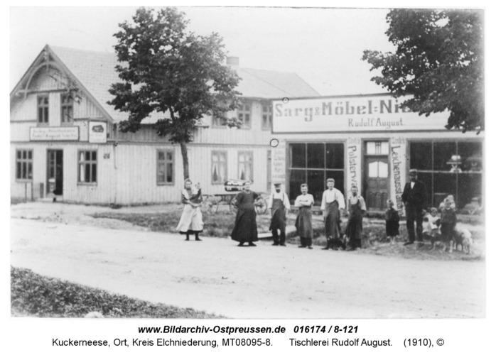 Kuckerneese, Tischlerei Rudolf August