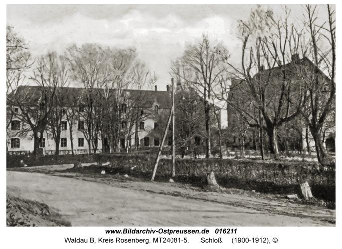 Waldau B, Schloß