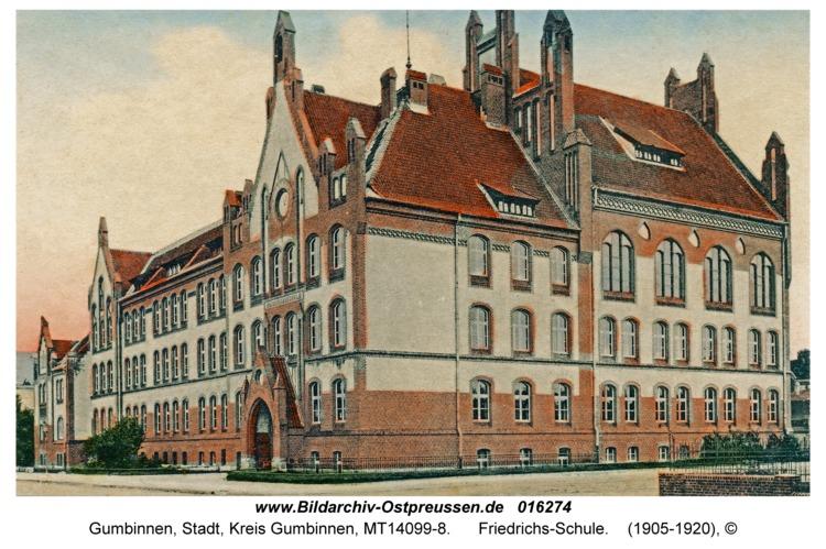 Gumbinnen, Friedrichs-Schule