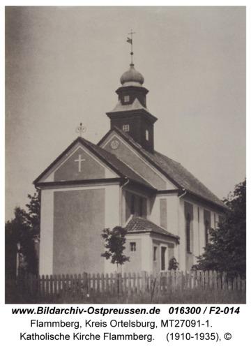 Flammberg, Katholische Kirche Flammberg