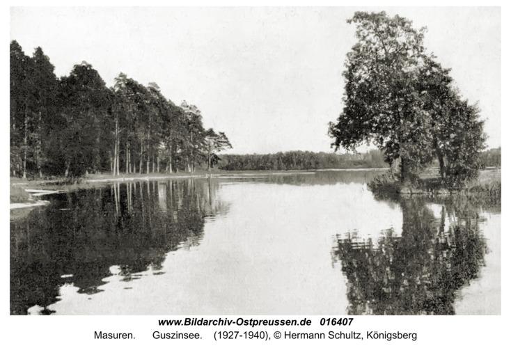 Masuren, Guszinsee