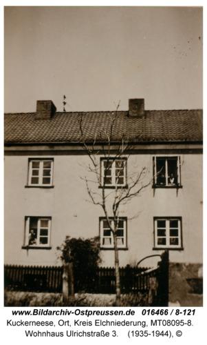 Kuckerneese, Wohnhaus Ulrichstraße 3