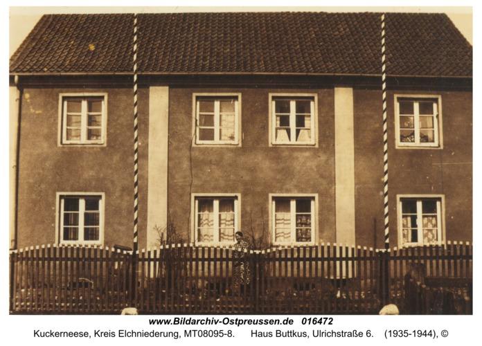Kuckerneese, Haus Buttkus, Ulrichstraße 6