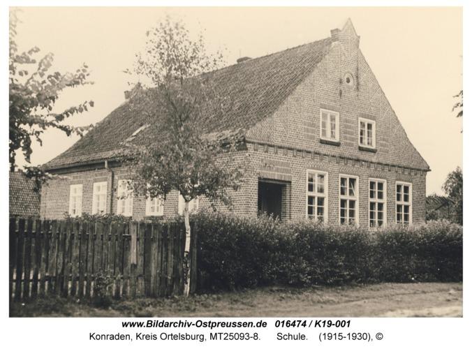 Konraden, Schule