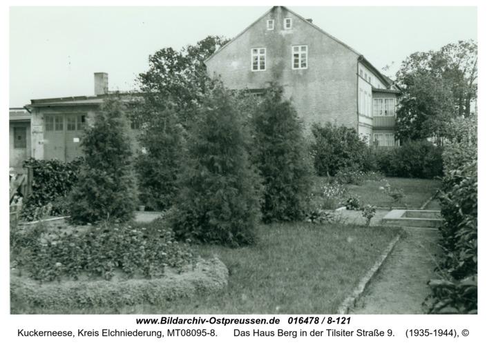 Kuckerneese, Das Haus Berg in der Tilsiter Straße 9