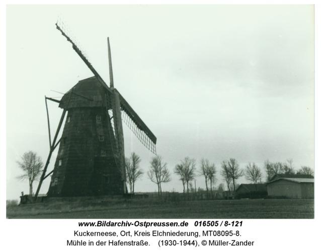 Kuckerneese, Mühle in der Hafenstraße