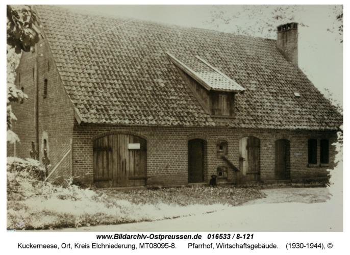 Kuckerneese, Pfarrhof, Wirtschaftsgebäude