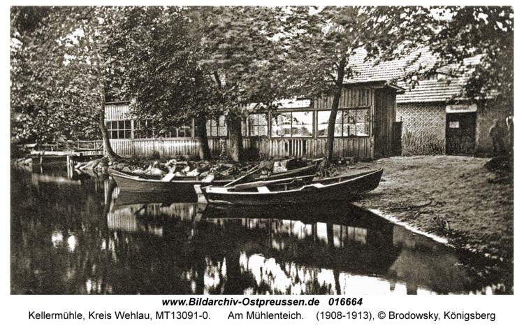 Kellermühle, Am Mühlenteich