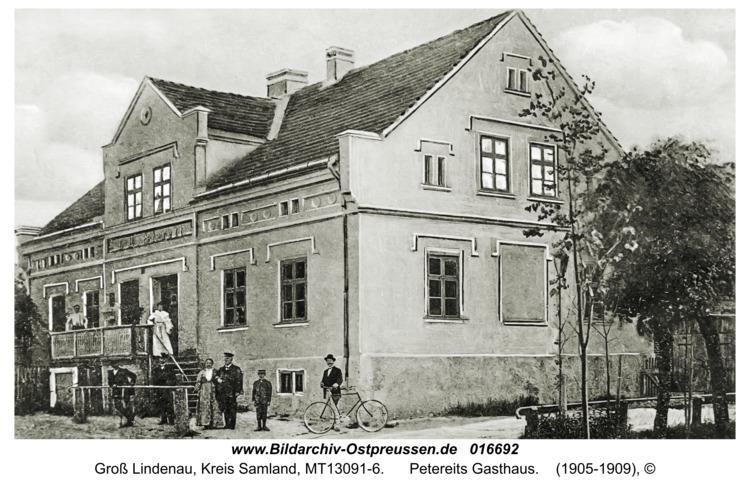 Groß Lindenau, Petereits Gasthaus