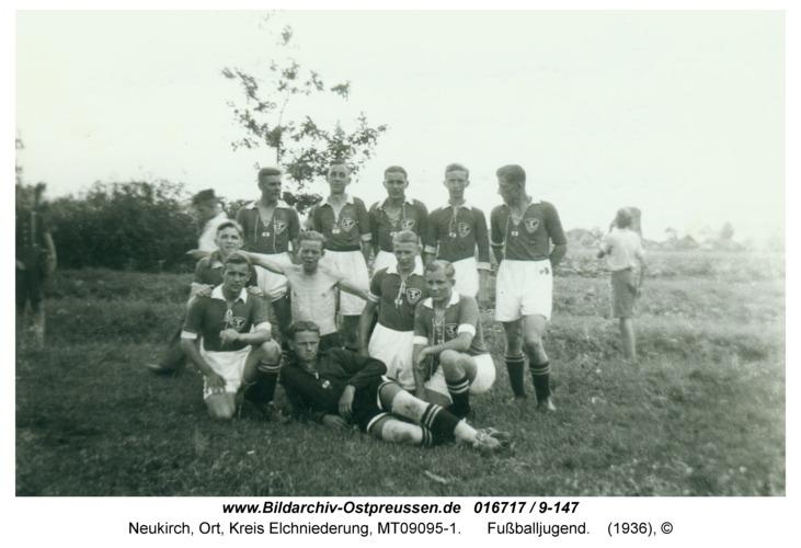 Neukirch, Fußballjugend