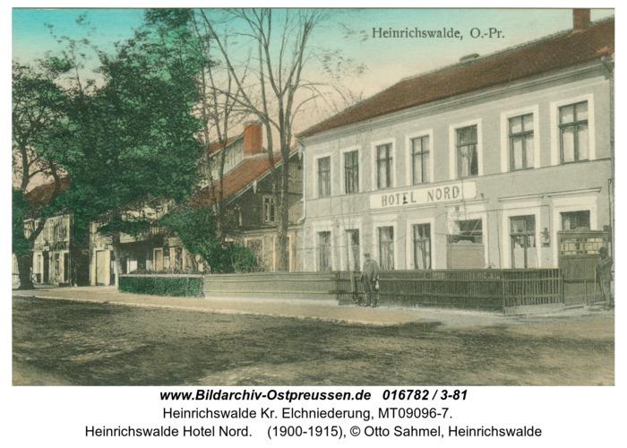 Heinrichswalde Hotel Nord