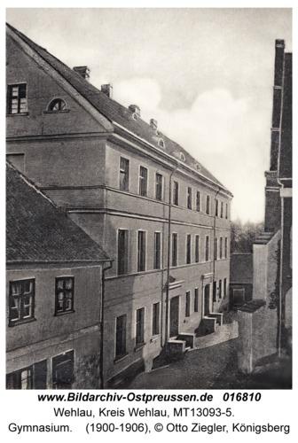 Wehlau, Gymnasium