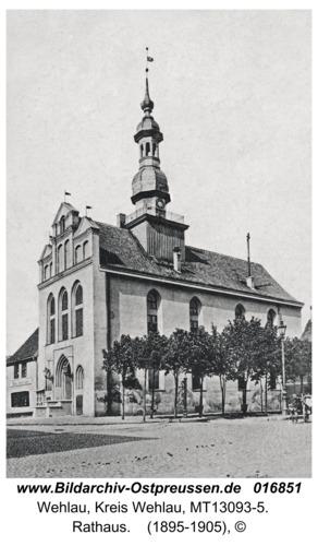 Wehlau, Rathaus