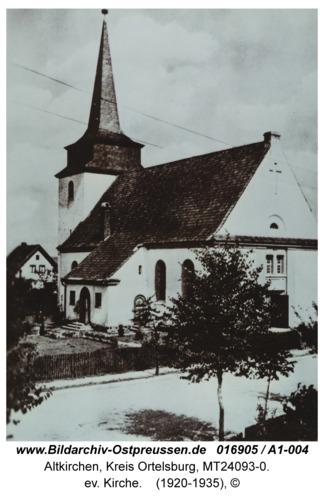 Altkirchen, ev. Kirche