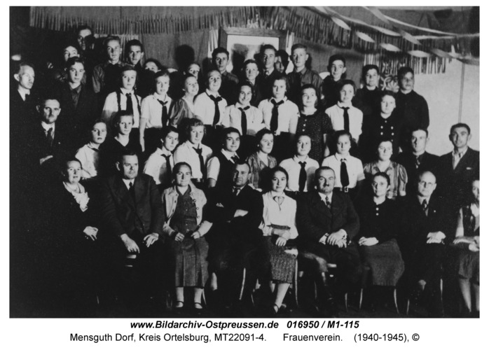 Mensguth, Frauenverein