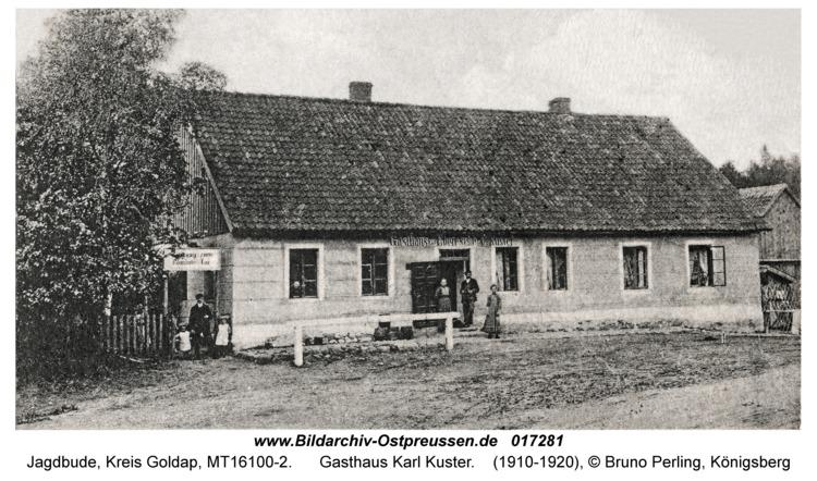Jagdbude, Gasthaus Karl Kuster