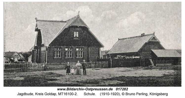 Jagdbude, Schule
