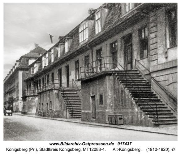 Königsberg, Alt-Königsberg
