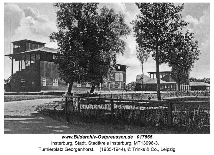 Insterburg, Turnierplatz Georgenhorst