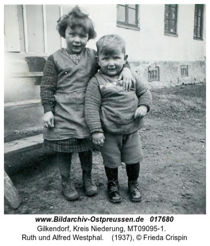 Gilkendorf, Ruth und Alfred Westphal