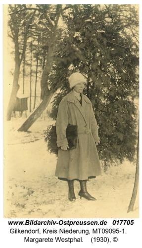 Gilkendorf, Margarete Westphal