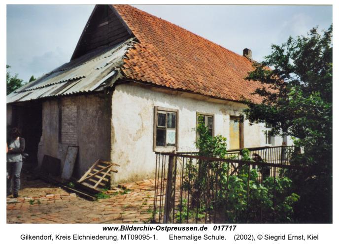 Gilkendorf, Ehemalige Schule
