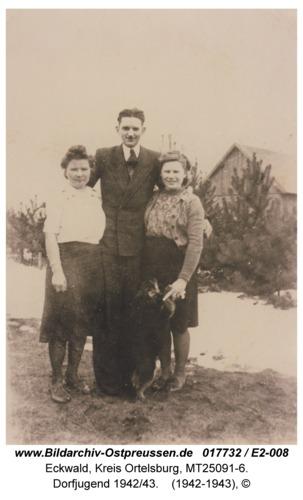 Eckwald, Dorfjugend 1942/43