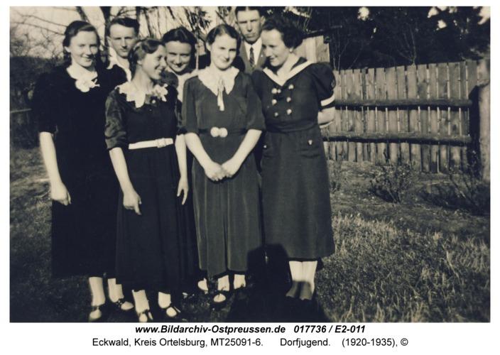 Eckwald, Dorfjugend