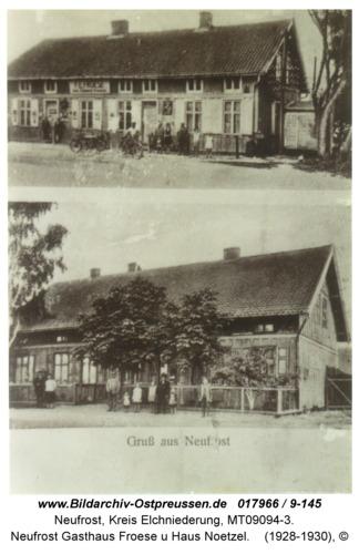 Neufrost Gasthaus Froese u Haus Noetzel