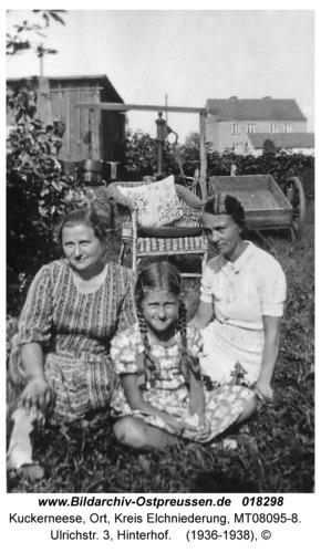 Kuckerneese, Ulrichstr. 3, Hinterhof