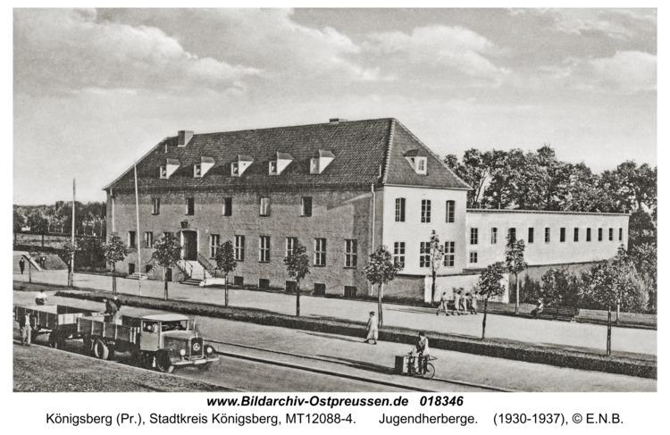 Königsberg, Jugendherberge