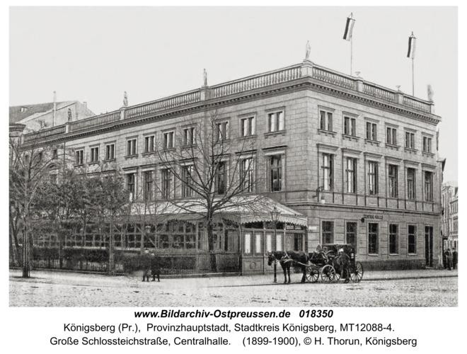 Königsberg, Centralhalle