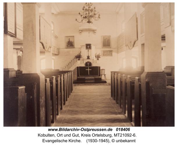 Kobulten, evangelische Kirche