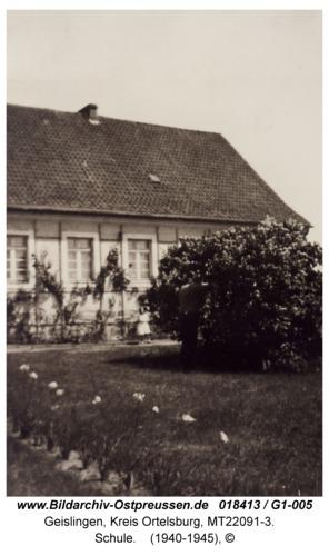 Geislingen, Schule