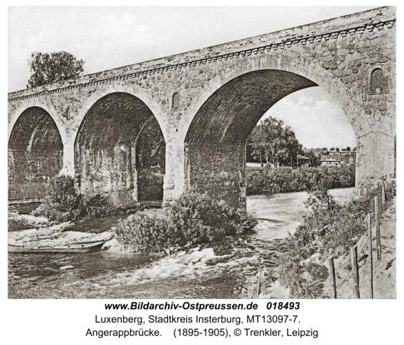 Luxenberg, Angerappbrücke