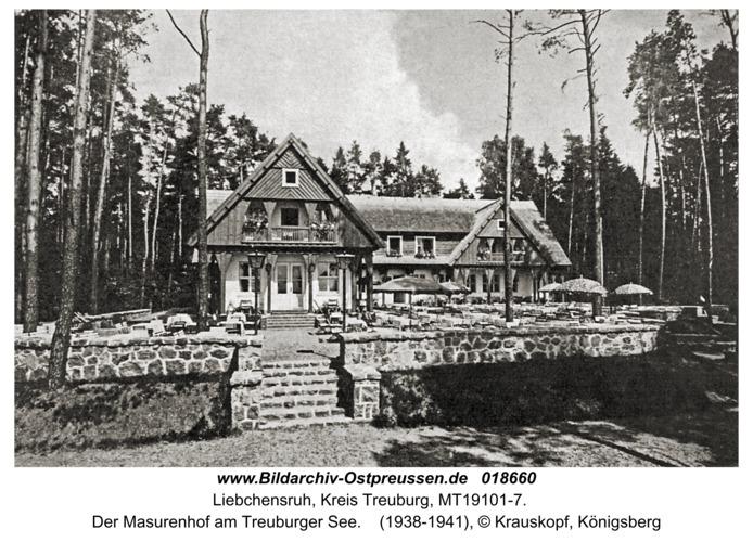 Liebchensruh, Der Masurenhof am Treuburger See