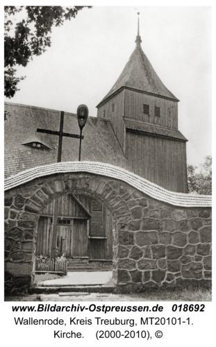 Wallenrode, Kirche