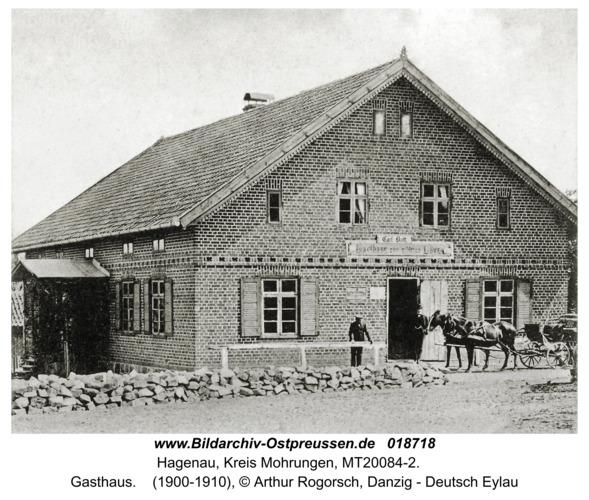 Hagenau, Gasthaus