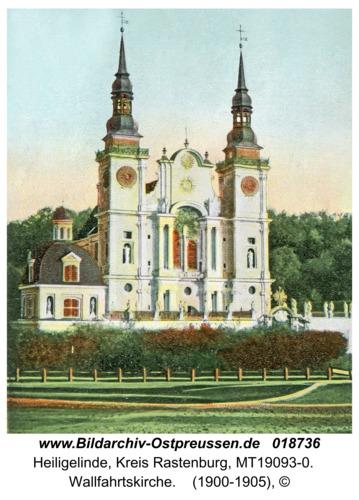 Heiligelinde, Wallfahrtskirche