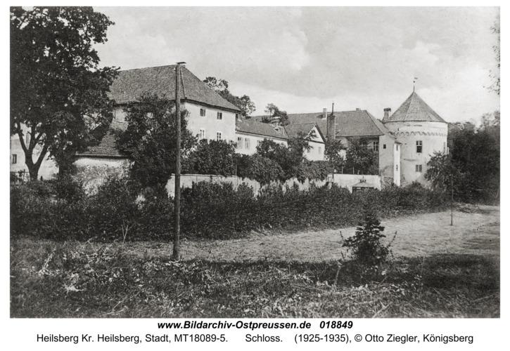 Heilsberg, Schloss