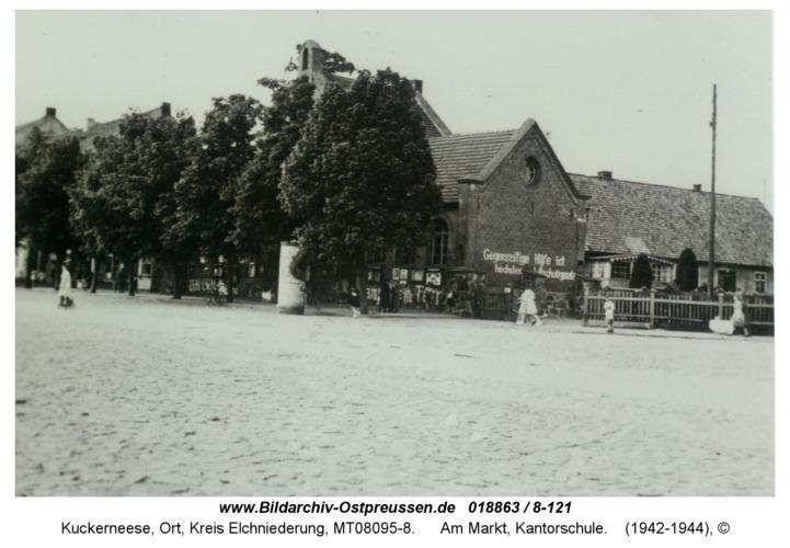 Kuckerneese, Am Markt, Kantorschule