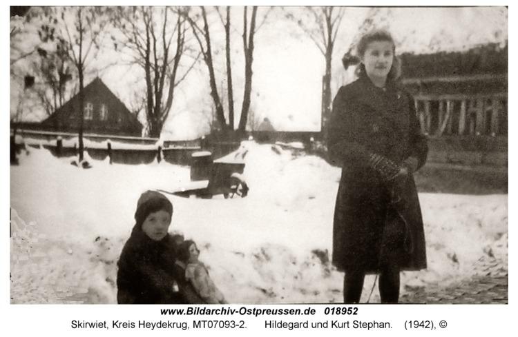 Skirwiet, Hildegard und Kurt Stephan