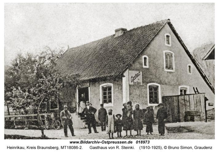 Heinrikau, Gasthaus von R. Steinki