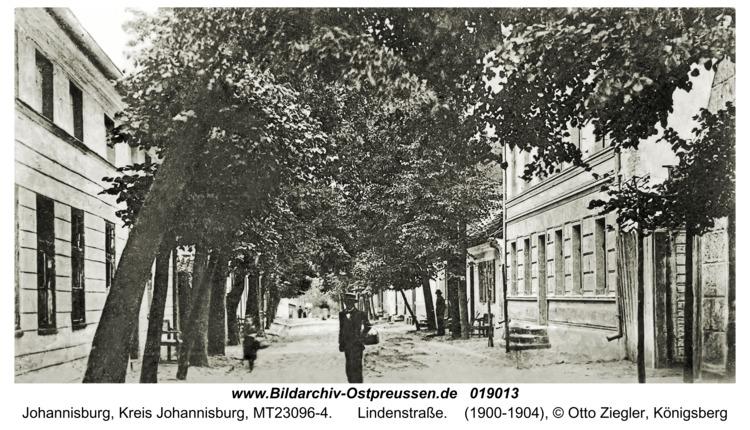 Johannisburg, Lindenstraße