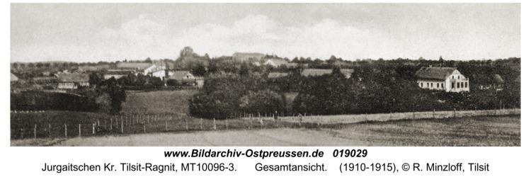 Jurgaitschen Kr. Tilsit-Ragnit, Gesamtansicht